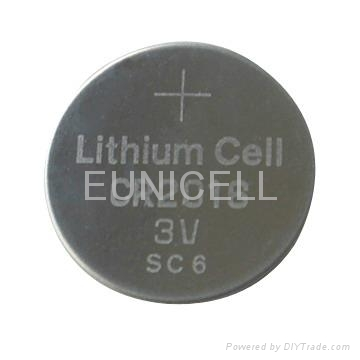 3V CR2016 Lithium Button Cell Battery 2
