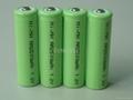 1.2V Ni-MH NiMH AA Rechargable battery 2500mAh 3