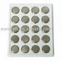 厂家供应CR2430 3V 锂锰扣式电池 1