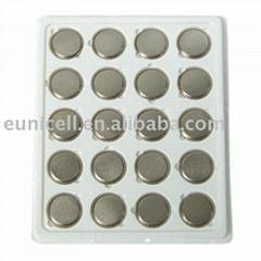 cr2430 3V lithium button cell