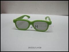康佳3D圓偏光眼鏡