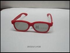 海信圓偏振3d眼鏡