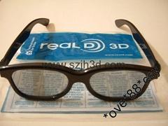 reald圓偏光3d眼鏡