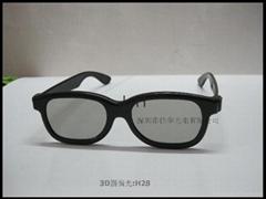 海爾圓偏光3D眼鏡
