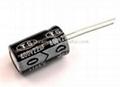 Miniature Size Aluminum Electrolytic