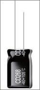 Speaker Type Electrolytic Capacitor