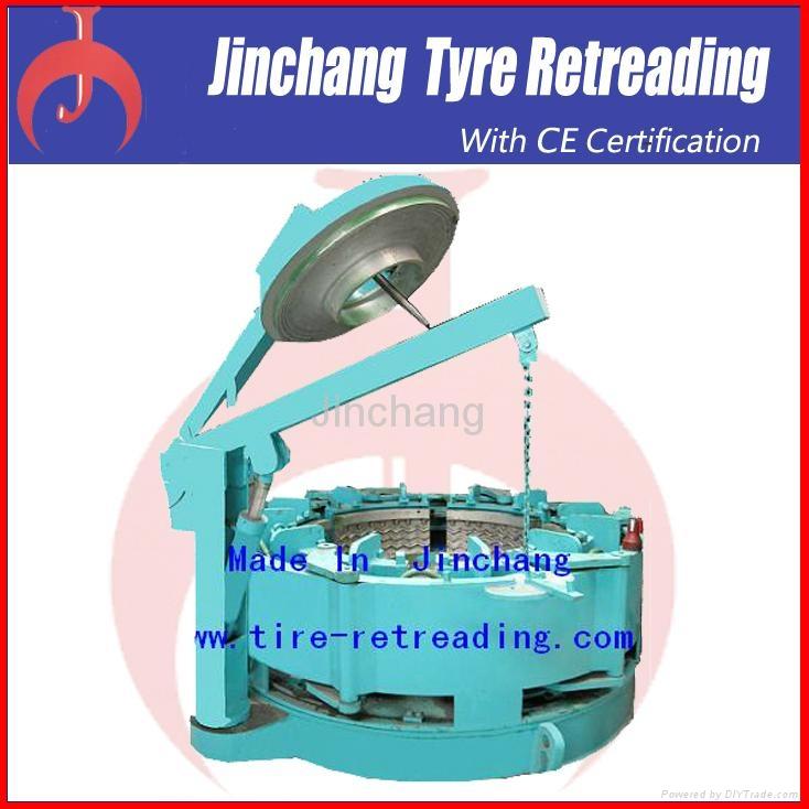 Jinchang China  city images : Tyre/Tire Retreading Machine Segmented Mold JC014H Jinchang China ...