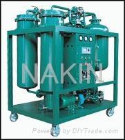 NAKIN Turbine oil purifier