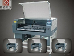 Printed and Woven Label Auto Recognition Laser Cutting Machine
