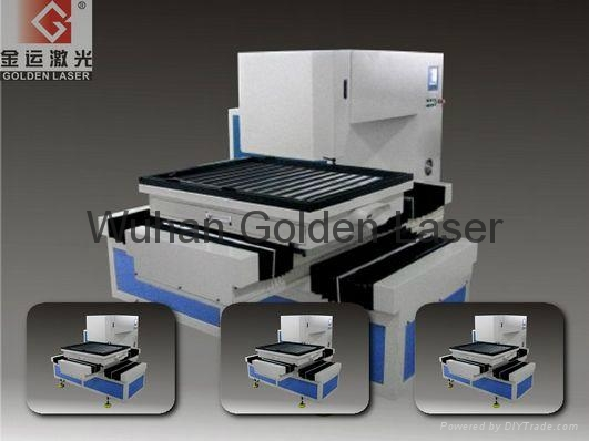 Sheet Metal Laser Cutting Machine With Precision Ball