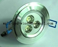 220v ceiling light