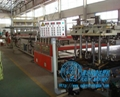 PP、PC Hollowness Grid Board Production