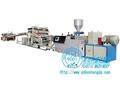 PVC Free Foamed Board Board Production