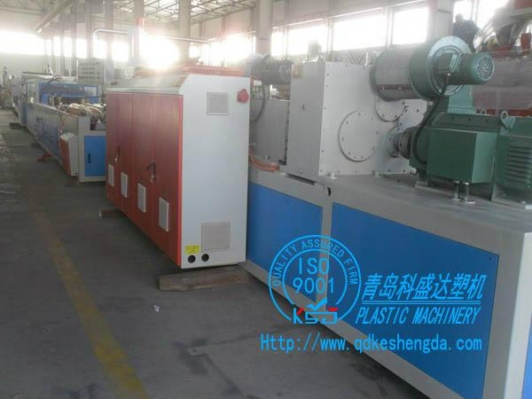 PVC Window Sill Production Line/WPC Window Sill Extrusion Line 2