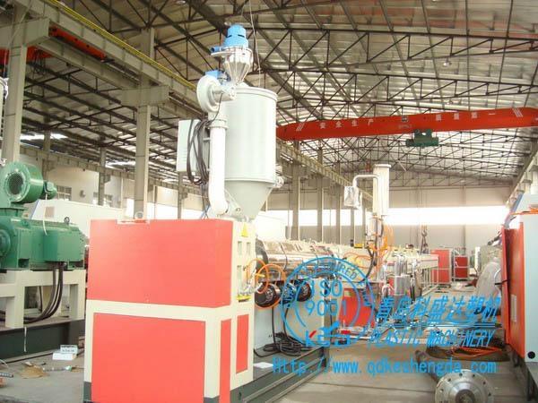 PP-R冷熱給水管生產線 2