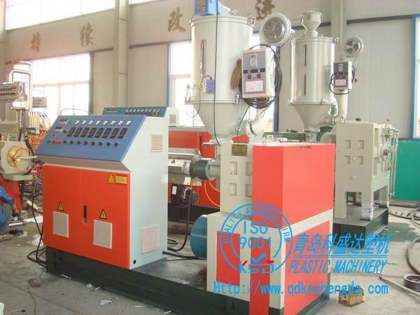 PP-R冷熱給水管生產線 5