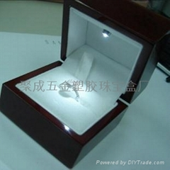 高档LED灯首饰盒