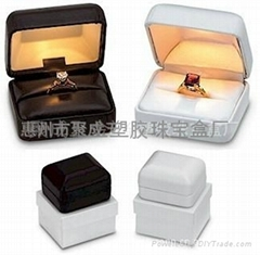 LED燈珠寶首飾盒