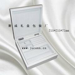 高光漆首飾套裝木盒
