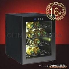 Wine cooler wine storage and wine cellar