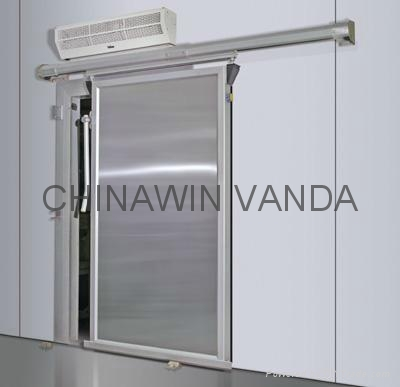 Cold Storage Door Cold Room Door Sliding Door Glass Door Chvd002