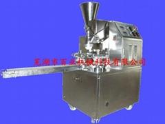 研發BY2010-B03型新一代多功能包子機