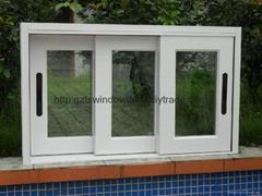 CE Approve 101 series Customzied Aluminum Window and Door