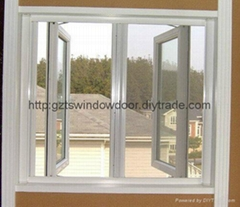 UPVC Windows with Grille