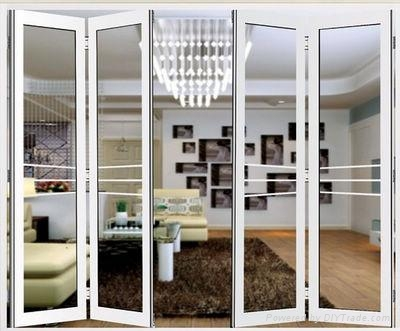 aluminum folding door with high quality and competitive price - TS ...