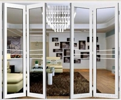 aluminum folding door with high quality and competitive price