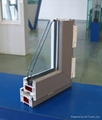 Customized UPVC/PVC windows and doors  3