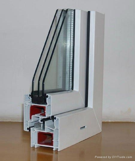 Customized UPVC/PVC windows and doors  4