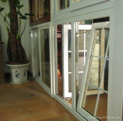 Customized UPVC/PVC windows and doors  5