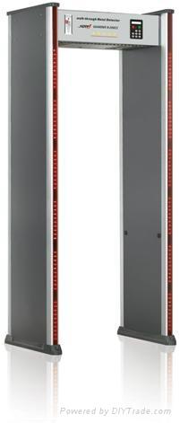 供应阳江卫士B200CC高灵敏度安检门 1