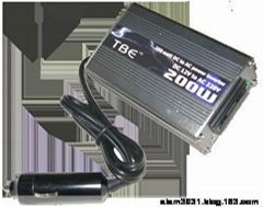 200W dc to ac powerinverter