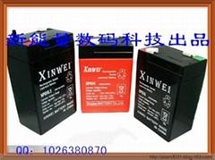 6VFree maintenance of lead-acid batteries