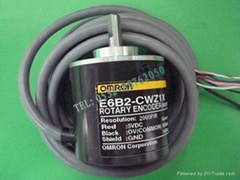 編碼器E6B2-CWZ5B 600P/R、1000P/R、