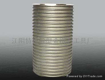 电镀异型滚轮 1