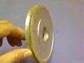金刚石磨边轮 2