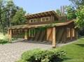 Wooden villa 2