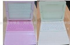 键盘和皮套的全新组合IPAD蓝牙键盘