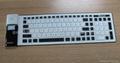 硅胶工艺蓝牙硅胶键盘