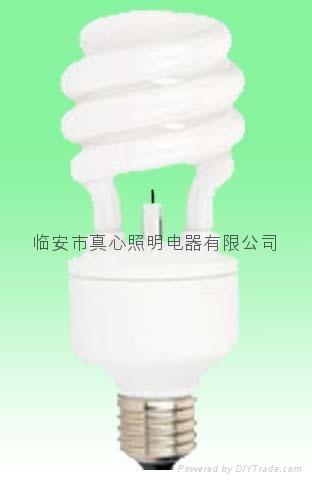 負離子螺旋形節能燈 1