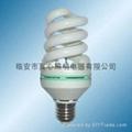 負離子螺旋形節能燈 5