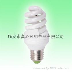 負離子螺旋形節能燈 4