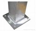 Aluminum alloy welding parts