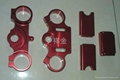 Motorcycle CNC Clamps