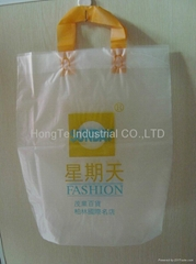 PVC/PET/PP Plastic Shopping Bag /package bag/gift bag