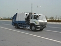 Dongfeng Compactor Garbage Truck 2