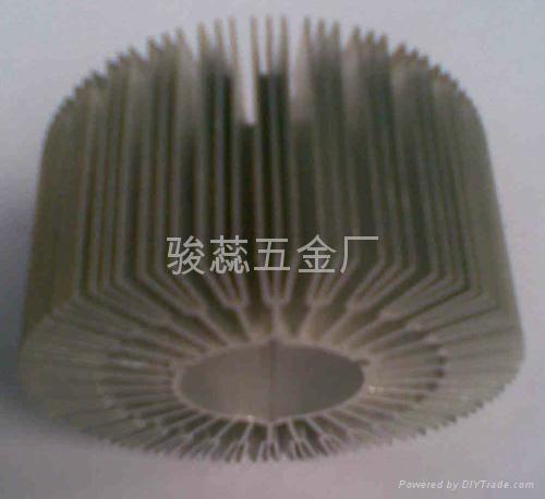 LED天花灯散热器 2